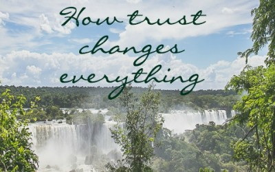 How trust changes everything