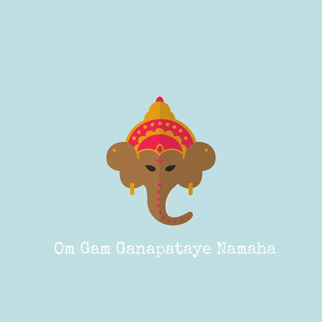 Om Gam Ganapataye Namaha – Mantra for Ganesh, the Remover of Obstacles. Usage: when you're ready to let go of anything that might be holding you back and want a fresh start / new beginning. Every time your mind goes wandering, tells stories of the past that aren't teaching you anything new, or stories of the future that are made up and may or may not ever happen, interrupt yourself with this mantra. Repeat it often, ideally 108 times as a form of meditation